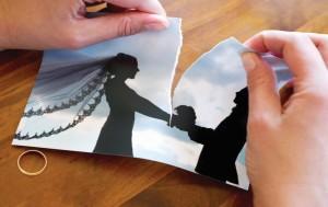 تصویر مربوط به طلاق